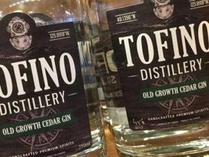 Tofino Distillery Gin
